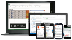 office 365 across 5 devices