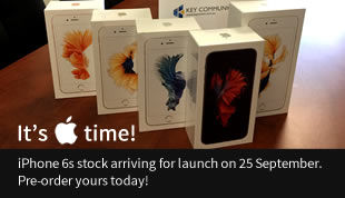 iPhone 6s Launch Stock Arrived