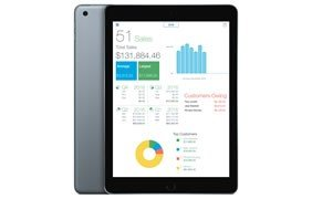 Business Mobiles with Telstra: incredible iPad on a new kind of network