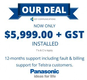 Phone system deal