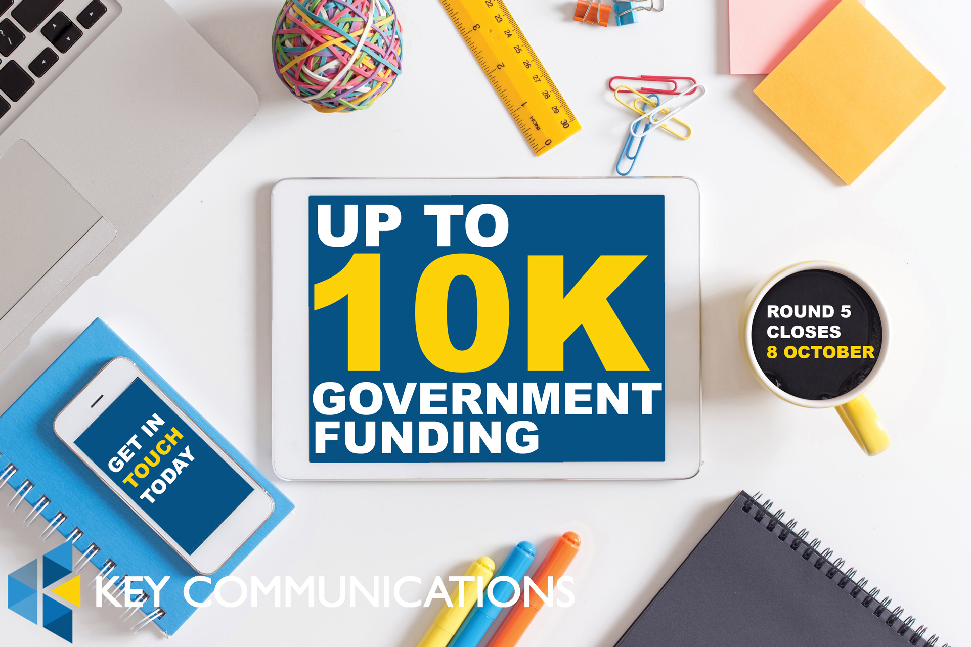 $10,000 QLD Government Digital Grant for Small Businesses!