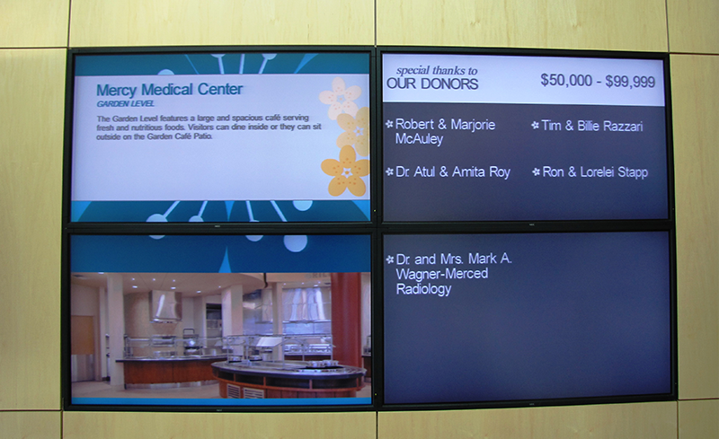 Digital Signage for Doctor's Surgeries