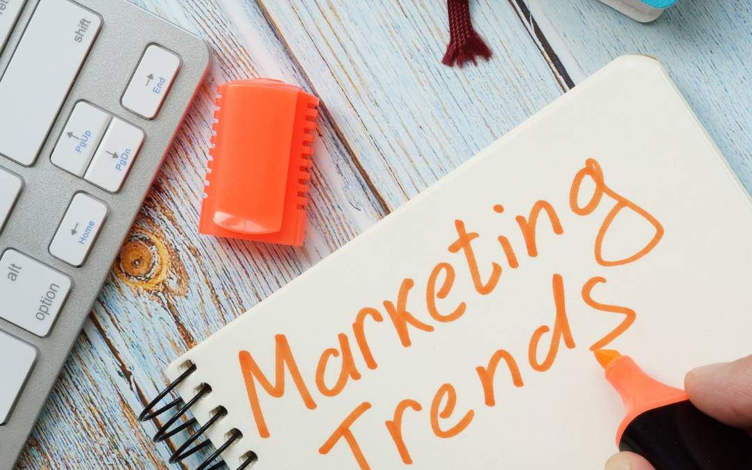 9 Small Business Marketing Trends to Follow in 2022