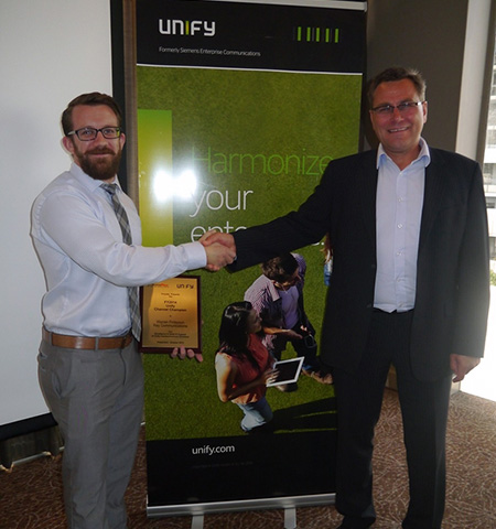 Key Communications Unify Channel Champion